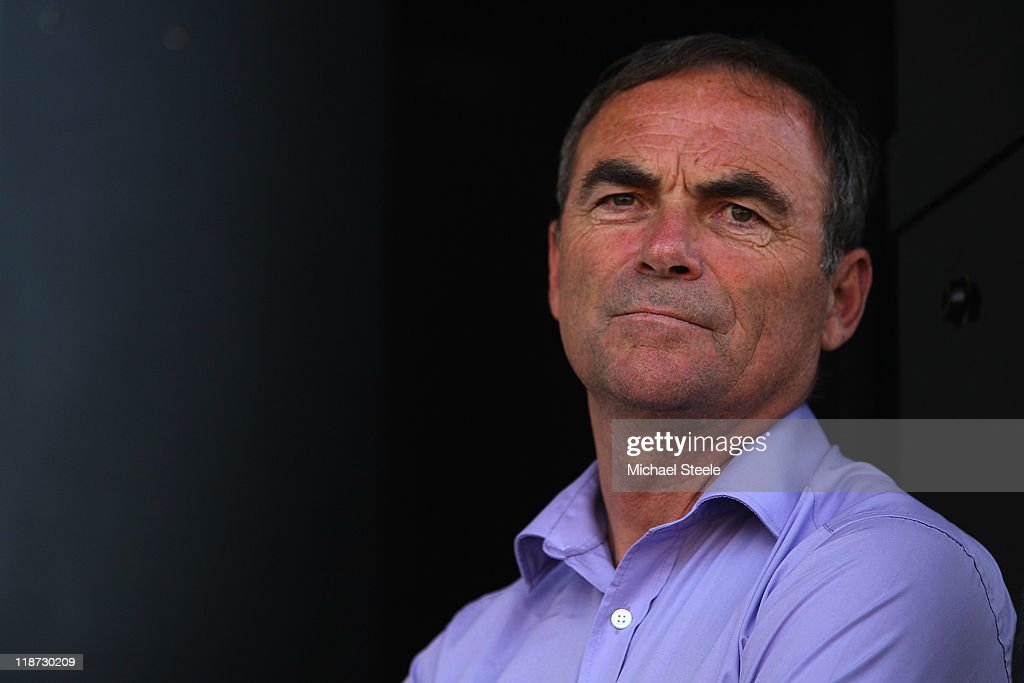 <a gi-track='captionPersonalityLinkClicked' href=/galleries/search?phrase=Bernard+Hinault&family=editorial&specificpeople=749939 ng-click='$event.stopPropagation()'>Bernard Hinault</a> cycling legend of France looks on during Stage 9 of the 2011 Tour de France from Issoire to Saint-Flour on July 10, 2011 in Saint-Flour, France.