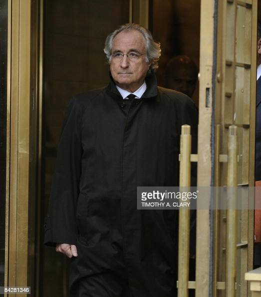 ethical issues with the bernie madoff case