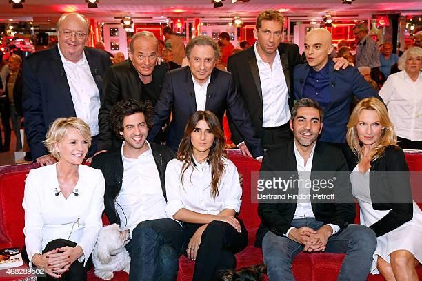 Bernard Mabille Laurent Baffie Michel Drucker Thierry Garcia Rachid Badouri Main Guest of the show Sophie Davant Max Boublil Geraldine Nakache Ary...