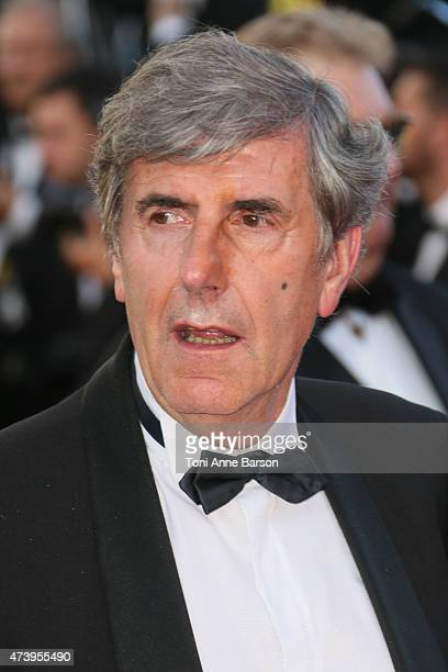 Bernard Menez attends the 'Inside Out' premiere during the 68th annual Cannes Film Festival on May 18 2015 in Cannes France