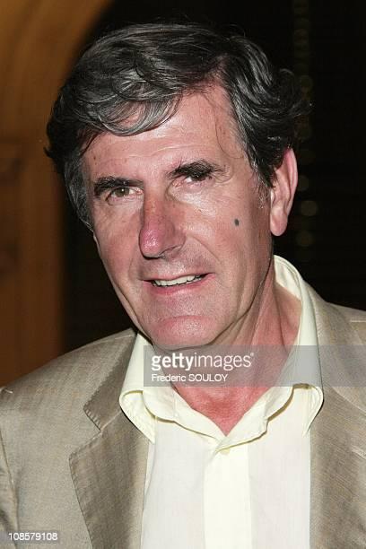 Bernard Menez in Paris France on July 01 2008