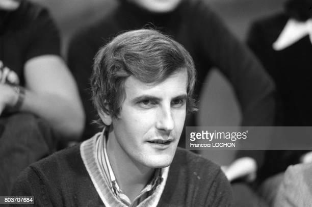Bernard Menez lors d'une émission de télévision à Paris le 22 septembre 1976 en France