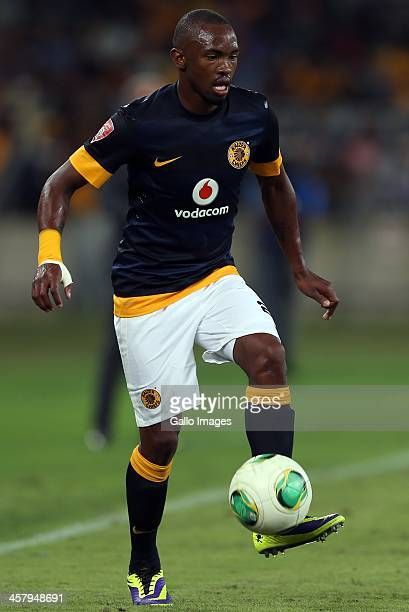 Bernard Parker of Kaizer Chiefs during the Absa Premiership match between Golden Arrows and Kaizer Chiefs at Moses Mabhida Stadium on December 19...