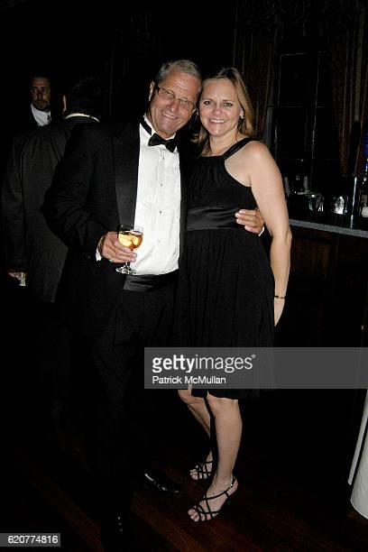 Bernard Schneider and Kathleen Gillespie attend Tony Sharon Shalinski Celebrate a Cocktail Reception in Honor of Their 25th Wedding Anniversary at...