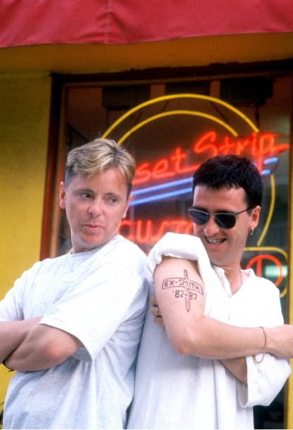 Bernard sumner autobiography due for release a look back for The order tattoo los angeles