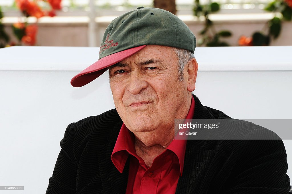 <a gi-track='captionPersonalityLinkClicked' href=/galleries/search?phrase=Bernardo+Bertolucci&family=editorial&specificpeople=228513 ng-click='$event.stopPropagation()'>Bernardo Bertolucci</a> attends the Palme D'Honneur photocall in his honour at the Palais des Festivals during the 64th Cannes Film Festival on May 11, 2011 in Cannes, France.