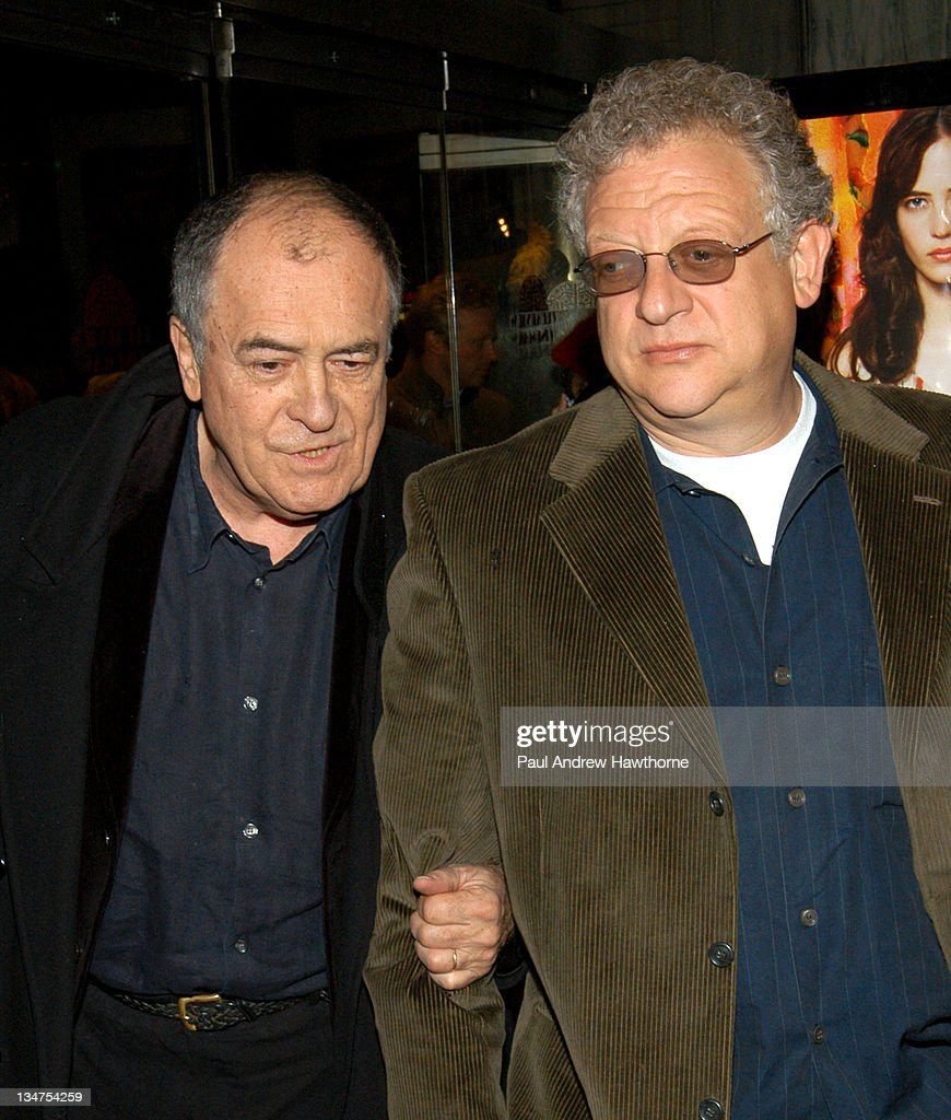 <a gi-track='captionPersonalityLinkClicked' href=/galleries/search?phrase=Bernardo+Bertolucci&family=editorial&specificpeople=228513 ng-click='$event.stopPropagation()'>Bernardo Bertolucci</a>, Director and <a gi-track='captionPersonalityLinkClicked' href=/galleries/search?phrase=Jeremy+Thomas+-+Film+Producer&family=editorial&specificpeople=629756 ng-click='$event.stopPropagation()'>Jeremy Thomas</a>, Producer