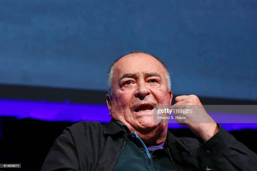 Bernardo Bertolucci Meets The Audience - 11th Rome Film Festival
