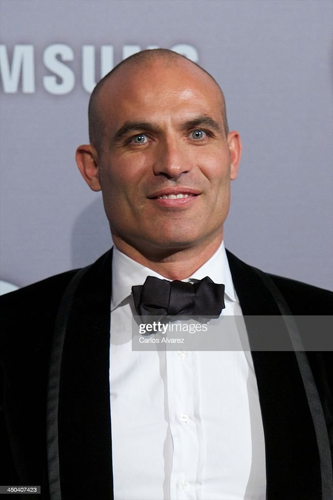 Bernardo Hernandez attends the GQ Men Of The Year Award 2013 at the Palace Hotel on November 18, 2013 in Madrid, Spain.
