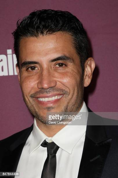 Bernardo Saracino attends the Entertainment Weekly's 2017 PreEmmy Party at the Sunset Tower Hotel on September 15 2017 in West Hollywood California