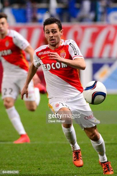 Bernardo SILVA Troyes / Monaco 19eme journee de Ligue 1 Photo Dave Winter / Icon Sport