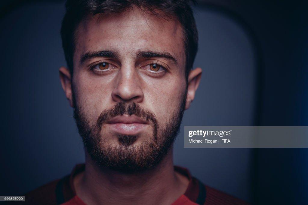 Portugal Portraits - FIFA Confederations Cup Russia 2017 : News Photo
