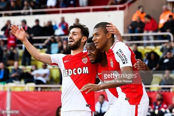 AS Monaco v Toulouse FC - Ligue 1 : News Photo