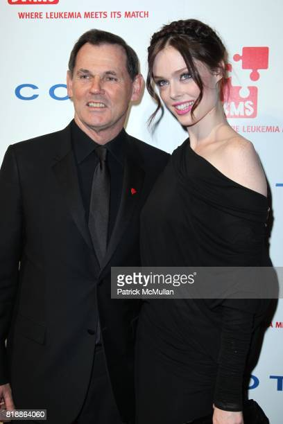 Bernd Beetz and Coco Rocha attend DKMS' 4th Annual Gala' LINKED AGAINST LEUKEMIA at Cipriani's 42nd St on April 29 2010 in New York City