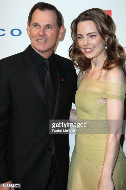 Bernd Beetz and Melissa George attend DKMS' 4th Annual Gala' LINKED AGAINST LEUKEMIA at Cipriani's 42nd St on April 29 2010 in New York City