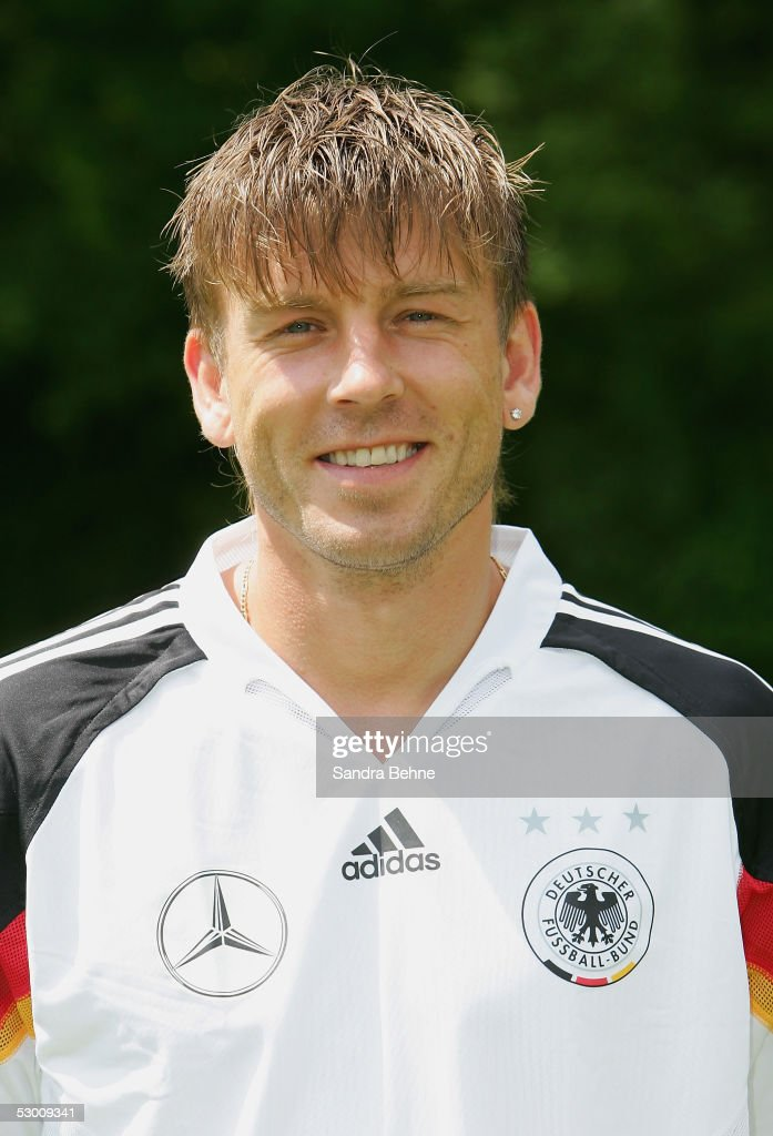 German National Football Team Press Conference and Photocall