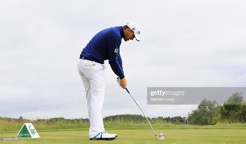 <a gi-track='captionPersonalityLinkClicked' href=/galleries/search?phrase=Bernd+Wiesberger&family=editorial&specificpeople=4025132 ng-click='$event.stopPropagation()'>Bernd Wiesberger</a> of Austria tees off on the 15th hole during day two of the 100th Open de France at Le Golf National on July 1, 2016 in Paris, France.