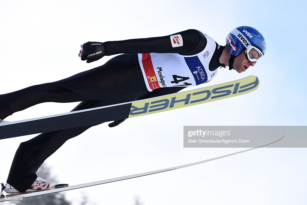 FIS Nordic World Cup - Men's Nordic Combined HS118/10k