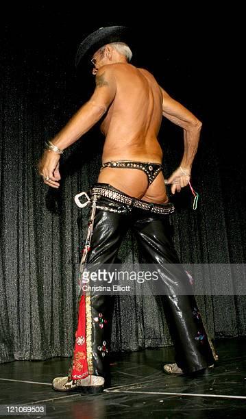 Oldest stripper in the world