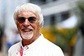 UNS: Former F1 Supremo Bernie Ecclestone To Become A Father Again Aged 89