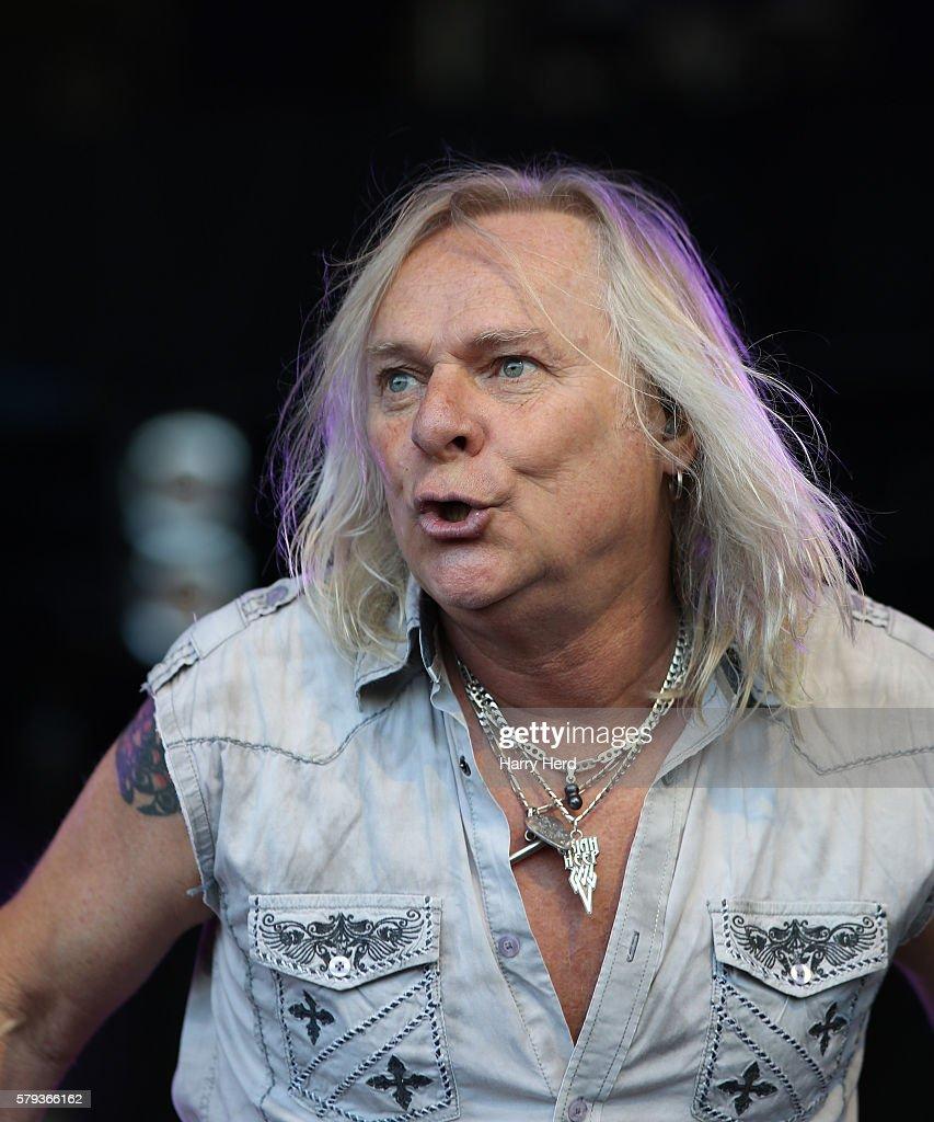 Whitesnake Lead Singer Whitesnake Pictures Getty Images