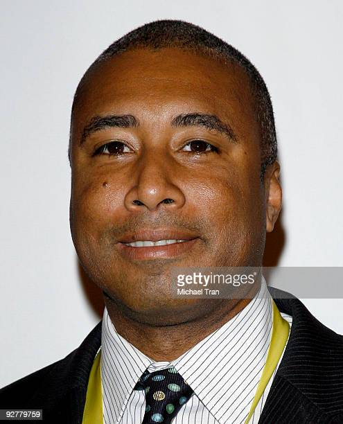 Bernie Williams arrives to the 2009 Latin Recording Academy Person of the Year honoring 'De Fiesta With Juan Gabriel' held at Mandalay Bay on...