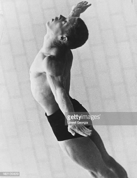 MAR 27 1966 SEP 7 1968 SEP 8 1968 Bernie Wrightson Works out in preOlympic Training at AF Academy