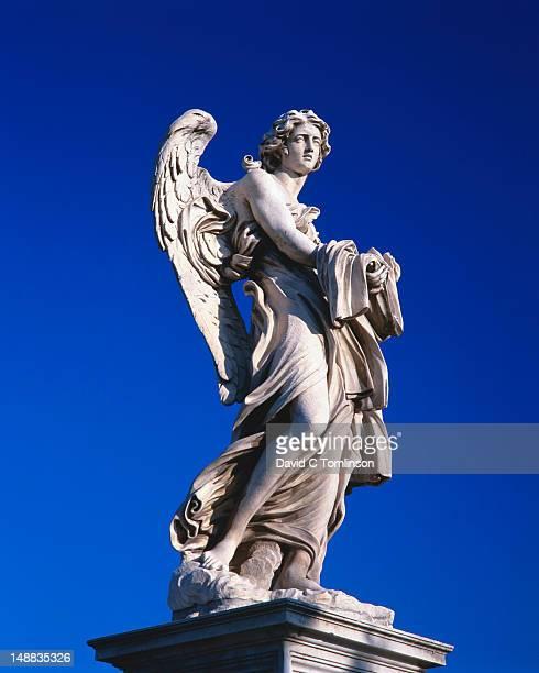 Bernini angel, Ponte Sant'Angelo.