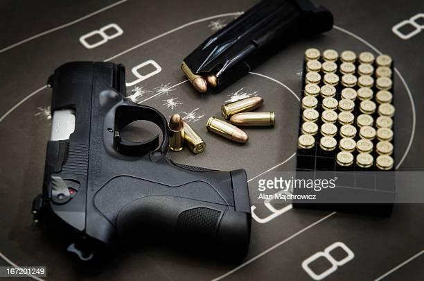 Berreta 9mm PX4 Storm semi-automatic pistol