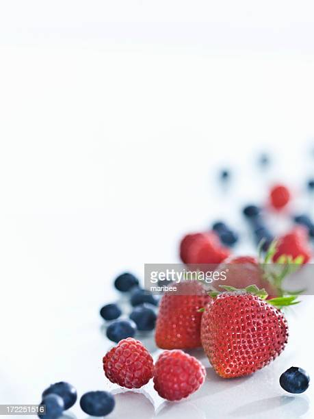 berries border