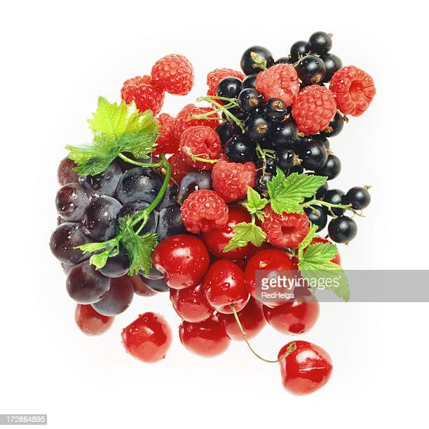 Berry's and Grapes