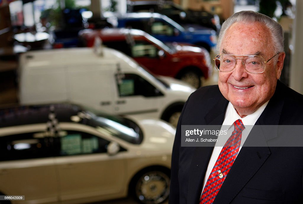 Bert Boeckmann owner and president of Galpin Ford in North Hills stands with new  sc 1 st  Getty Images & Bert Boeckmann owner and president of Galpin Ford in North Hills ... markmcfarlin.com