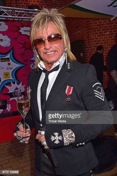 Bert Wollersheim during the celebration of Julian F M Stoeckels 25th birthday on April 25 2017 in Berlin Germany