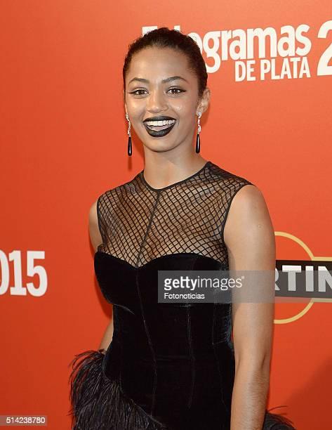 Berta Vazquez attends the Fotogramas Awards at Joy Eslava Club on March 7 2016 in Madrid Spain