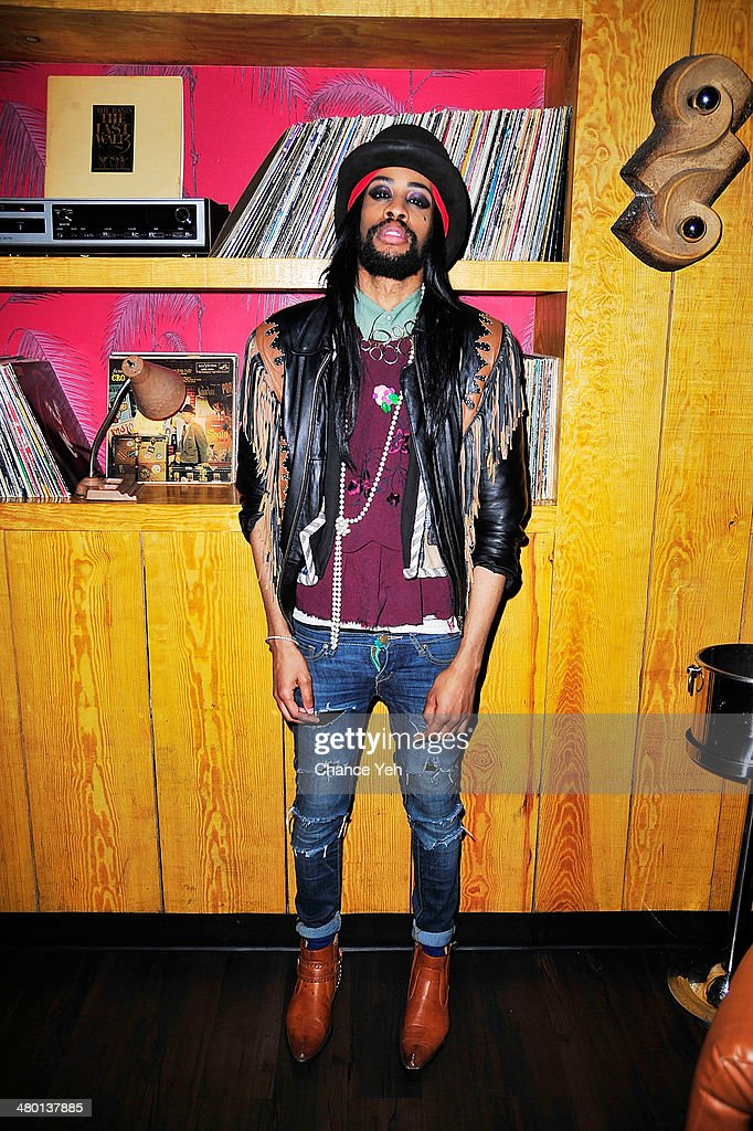 Berthol Jean Charles attends 2nd Supermodel Saturday at No.8 on March 22, 2014 in New York City.