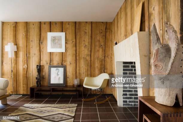 Berthold Lubetkin loft apartment