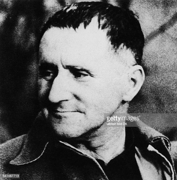 german playwright bertolt brecht s use of Questions about english-language performance rights of brecht's plays 2006), pp 288-90, or a bertolt brecht reference [includes 42 german/english.