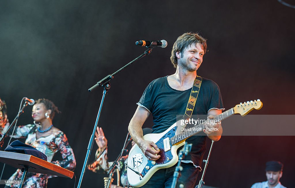 Bertrand Cantat | Getty Images