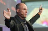 Bertrand Piccard of Solar Impulse attends the Digital Life Design conference at HVB Forum on January 26 2010 in Munich Germany DLD brings together...