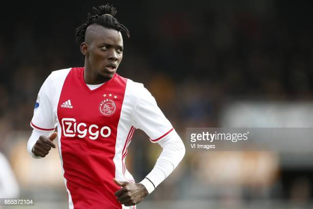 Bertrand Traore of Ajaxduring the Dutch Eredivisie match between sbv Excelsior Rotterdam and Ajax Amsterdam at Woudenstein stadium on March 19 2017...