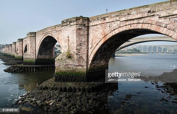 Berwick Bridge, Berwick upon Tweed