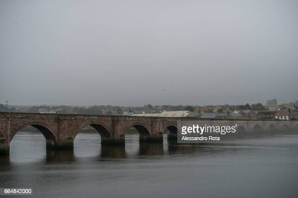 Berwick Upon Tweed Berwick bridge It is the northernmost town in England located on the east coast of the River Tweed 2½ miles south of the Scottish...