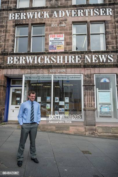 Berwick Upon Tweed Phil Johnson editor of Berwick Advertiser and Berwickshire local newspapers Berwick Advertiser has a circulation of 6000 copies...