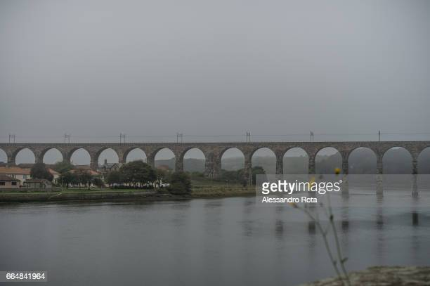 Berwick Upon Tweed Royal Border Bridge It is the northernmost town in England located on the east coast of the River Tweed 2½ miles south of the...