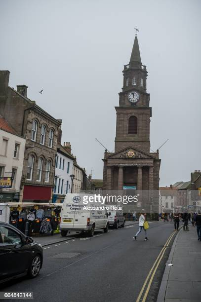 Berwick Upon Tweed Town Hall It is the northernmost town in England located on the east coast of the River Tweed 2½ miles south of the Scottish...
