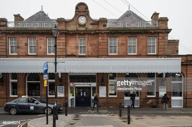 Berwick Upon Tweed train Station It is the northernmost town in England located on the east coast of the River Tweed 2½ miles south of the Scottish...