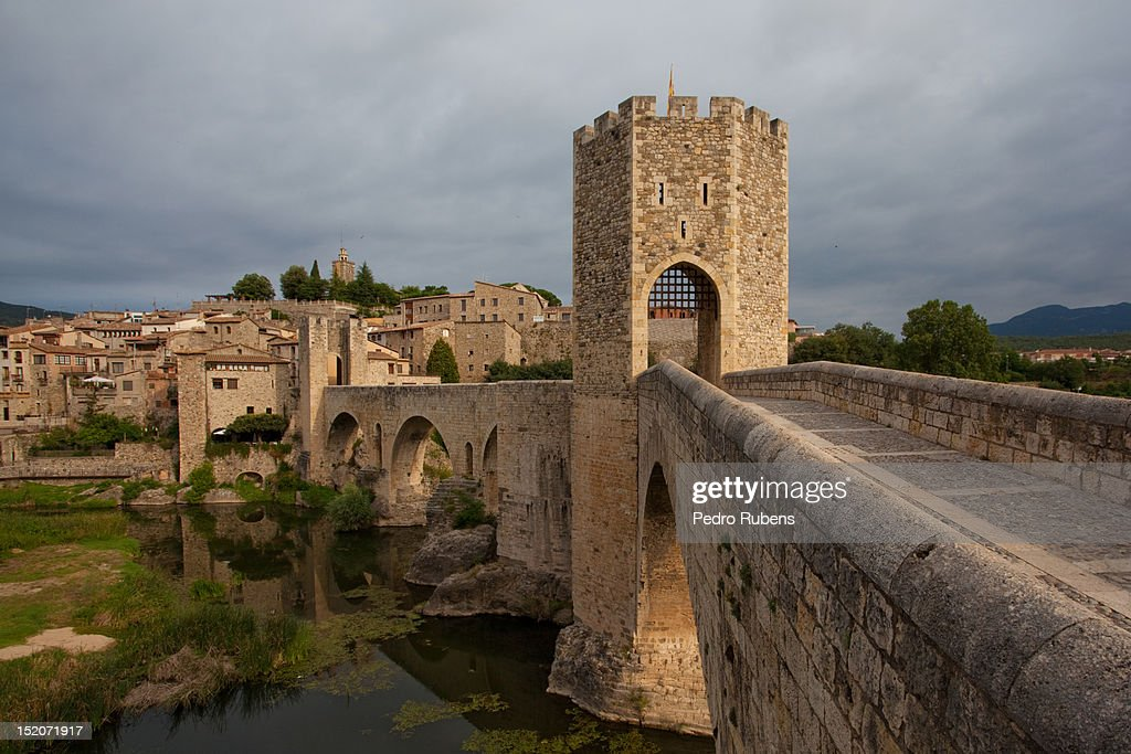 Besalú : Stock Photo