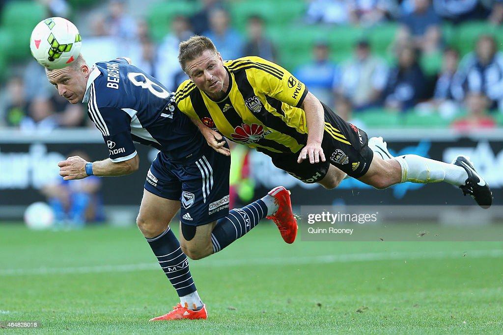 A-League Rd 19 - Melbourne v Wellington