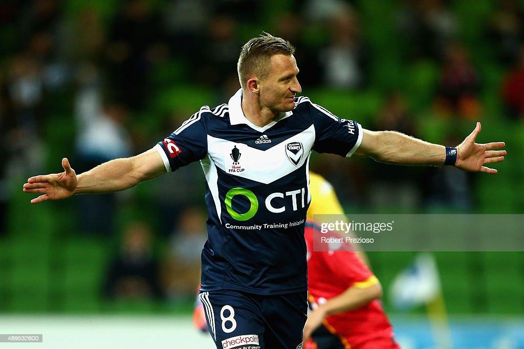 FFA Cup Quarter Final - Melbourne v Adelaide