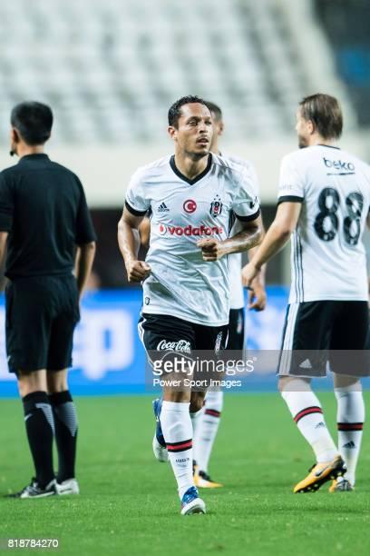 Besiktas Istambul Defender Adriano Correia in action during the Friendly Football Matches Summer 2017 between FC Schalke 04 Vs Besiktas Istanbul at...